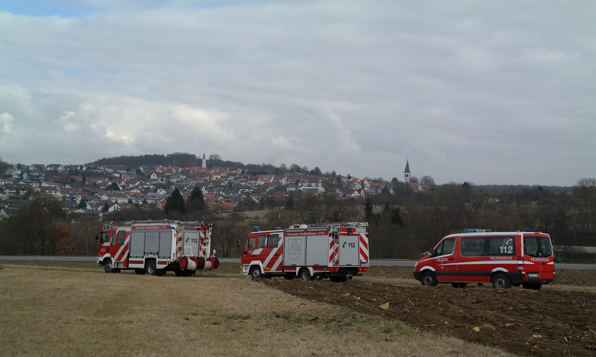 Feuerwehr Großbettlingen